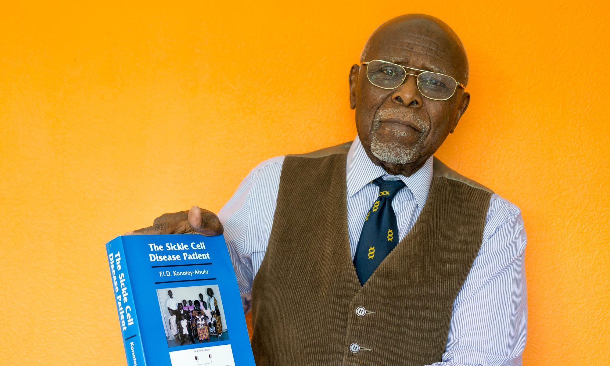 Professor Felix Konotey-Ahulu
